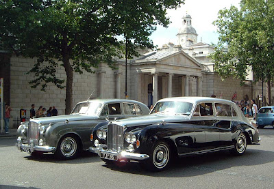 Bentley S3 Touring Limousine James Young