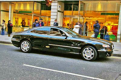 Bentley Rapier
