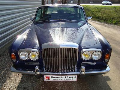 Bentley T Long Wheelbase lwb