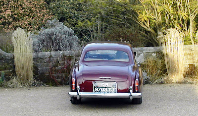 Bentley S1 S2 Continental Flying Spur