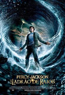 Download Percy Jackson e o Ladrão de Raios   Dublado (DVDRip)