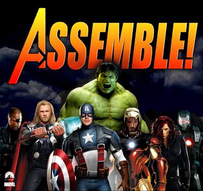 Conozca a los Vengadores!