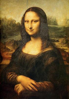 Mona Lisa- Davinci 00-mona-lisa