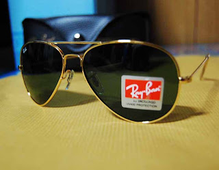 [WTS] Ray-Ban® Sunglasses Gold+green