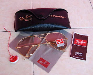 [WTS] Ray-Ban® Sunglasses Rayban+gold+photo