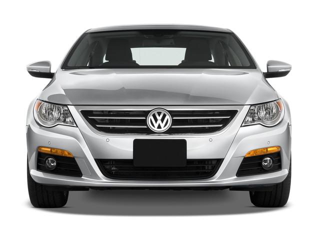Volkswagen CC 2010 Volkswagen_cc_luxury_2010_exterior_frontview