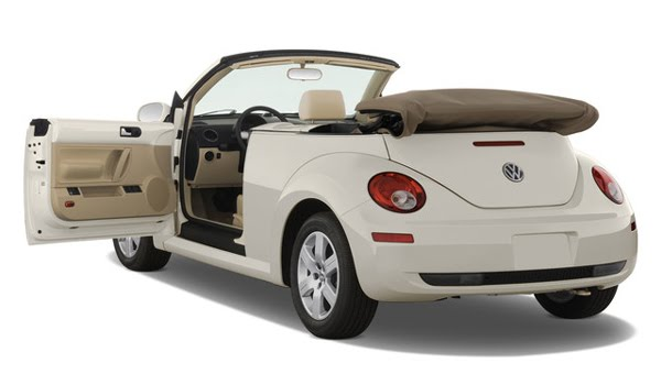 Car Zone: Volkswagen New Beetle (Coupe+Convertible)