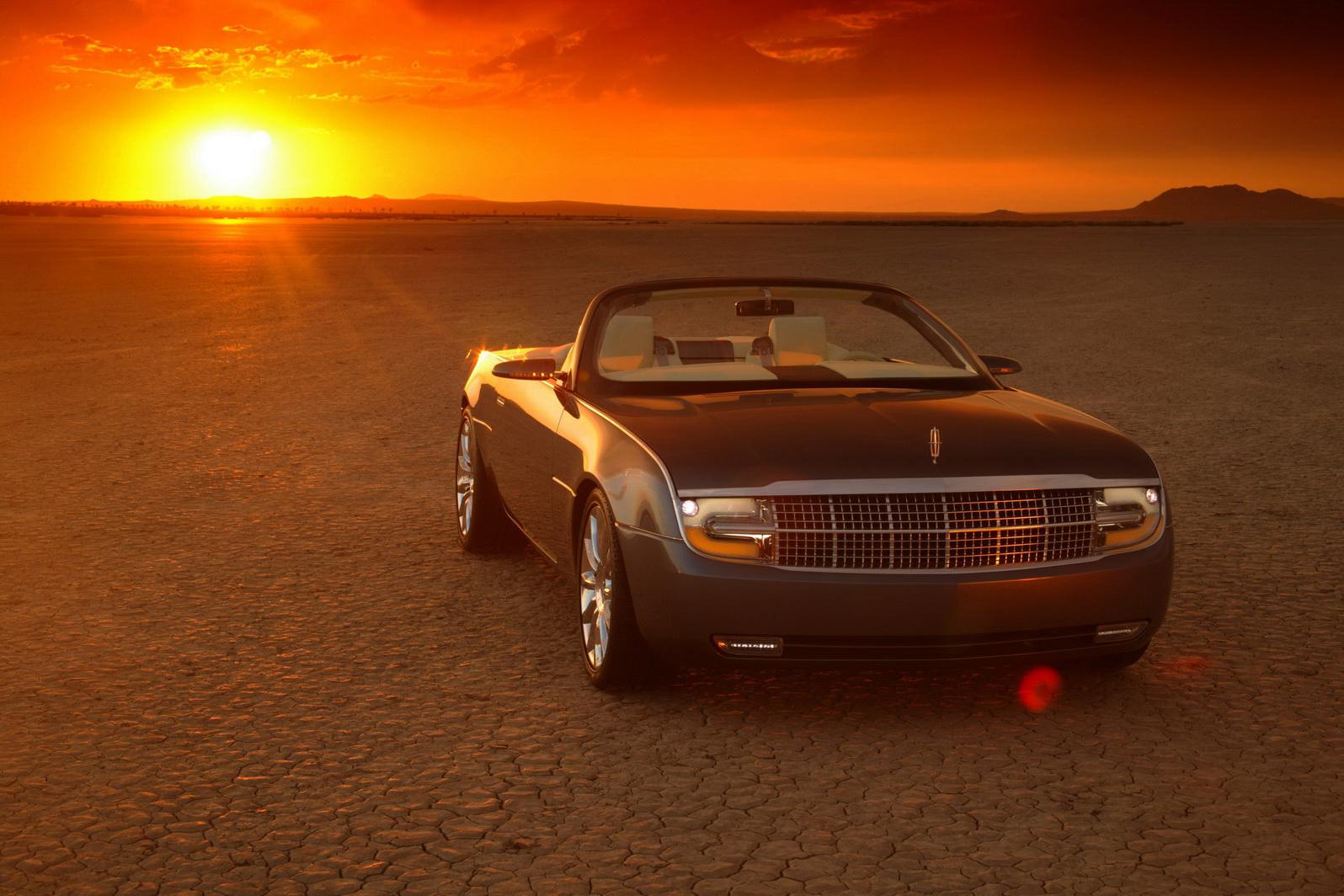 Lincoln Concept Models Navicross Aviator,MKS,Mark X, Mk 9 are under ...