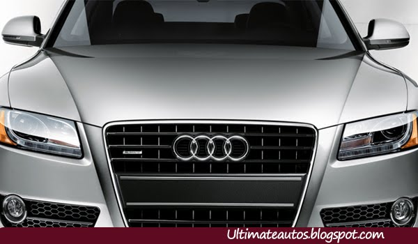 Audi A5 Coupe Red. Audi A5 Coupe 2011