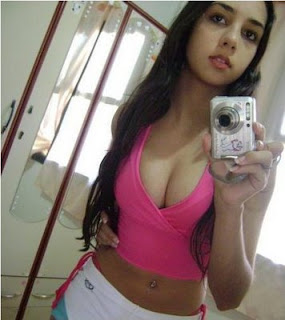 girl Young breast teen