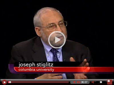 stiglitzcharlierose Musing on world economy with Joe Stiglitz