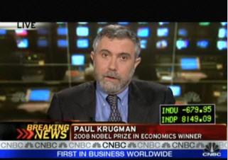 krugman Krugman on government spending in crisis