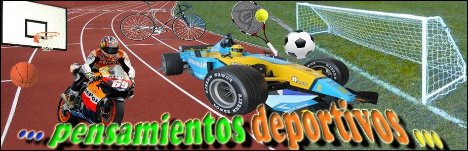 Pensamientos Deportivos