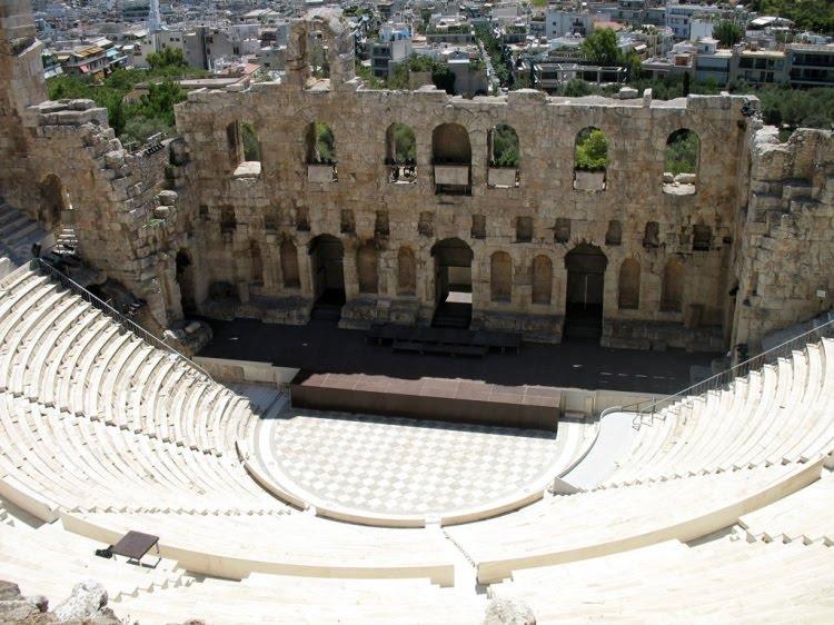 Sbrissia eo Teatro Grego
