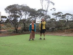 Golf on the Nullarbor
