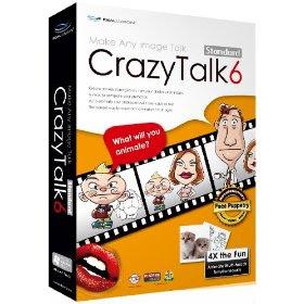 تحميل تنزيل برنامج اللعب بالصور Crazy Talk 6 برابط مباشر