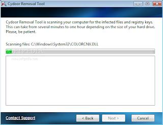 تحميل تنزيل برنامج لمنع الاعلانات المزعجة Cydoor Removal Tool 1.0 برابط مباشر