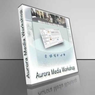تحميل برنامج تقطيع ودمج الفيديو Aurora Media Workshop 3.4