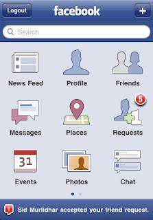 حصريا ..تطبيقات الفيس بوك للجوال بلاك برى .. نوكيا .. وغيره من الانواع