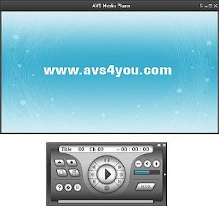 برنامج ا ف اس مديا بلاير AVS Media Player 4.1.2