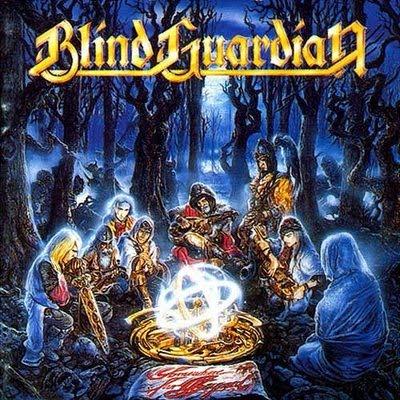 Blind Guardian, los Bardos de la Tierra Media 4