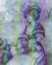 WOMAN AND CHILD (DETAIL)
