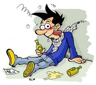 Para desalentar a los adolescentes borrachos