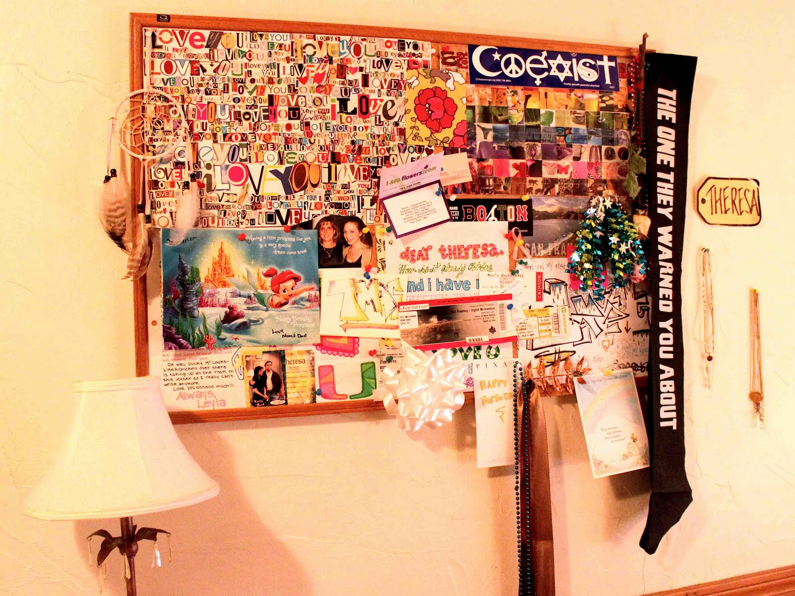 Quardecor diy decor my messy room for How to decorate a cork board