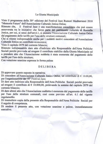 ECCO PERCHE' POCO PIU' DI UN ANNO FA PESTAVA I PUGNI SUL TAVOLO DEL CONVENTO DEI MINIMI