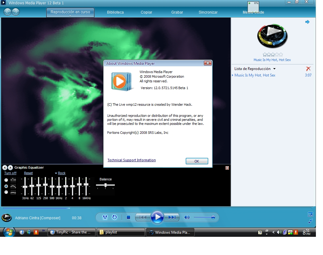 descargar reproductor de windows media gratis para windows 7 en espanol