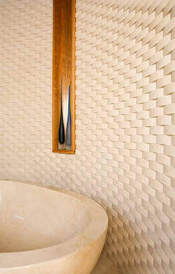 Cococozy Tile File Four Luxe Bathrooms Tiled By Ann Sacks