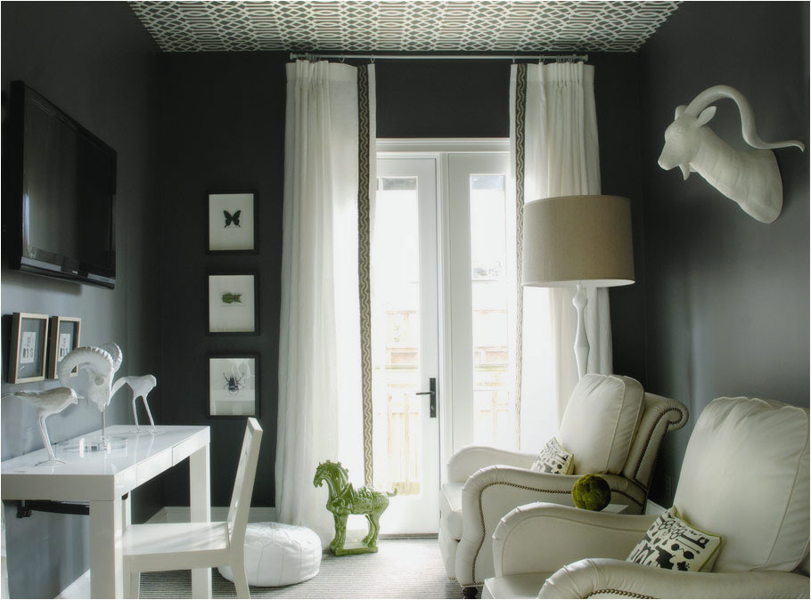 Color watch styling with grey all the way nbaynadamas White grey interior design