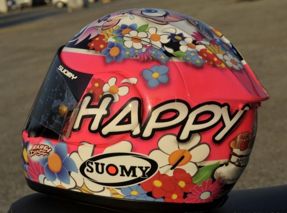 Racing helmets garage suomy extreme max biaggi imola 2010 for Garage significato