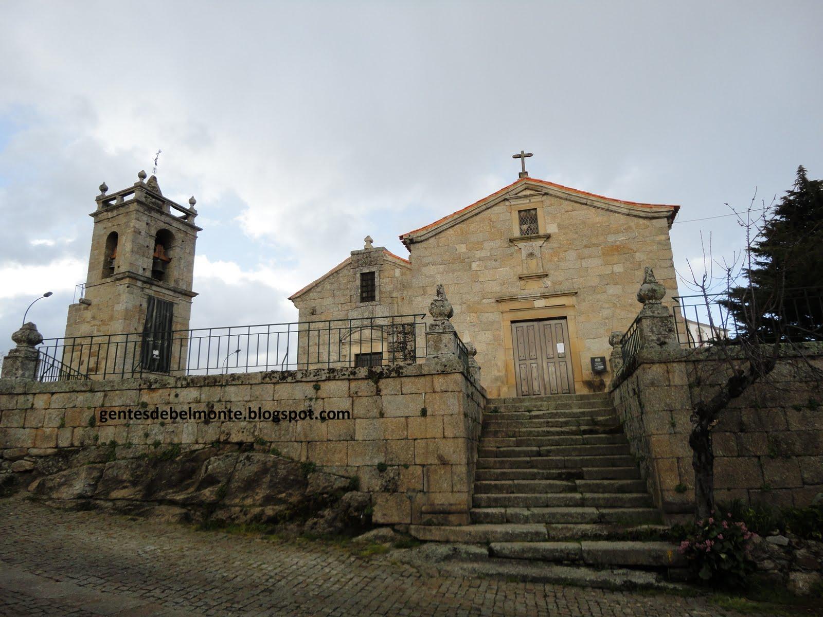 Belmonte Portugal  city photos gallery : igreja de S. Tiago Belmonte portugal Serra da Estrela Cova da Beira ...