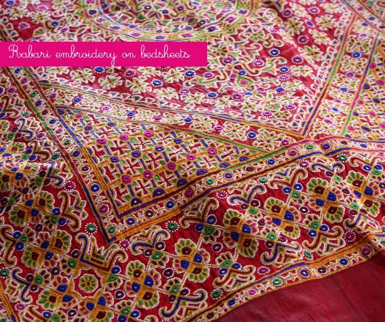 Artnlight Embroidery From Kutch