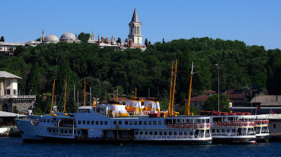 Siluet of Istanbul  baysongur