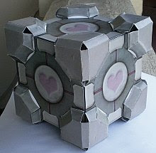 Companion Cube made by me