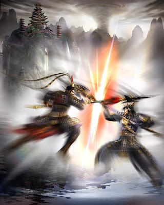 of two historical action epics, Dynasty Warriors and Samurai Warriors.