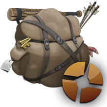 MY TEAM FORTRESS 2 BACKPACK