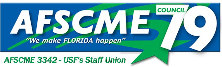 AFSCME 3342 - USF's Staff Union