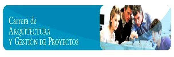 Carrera profesional arquitectura y gesti n de proyectos for Arquitectura carrera profesional