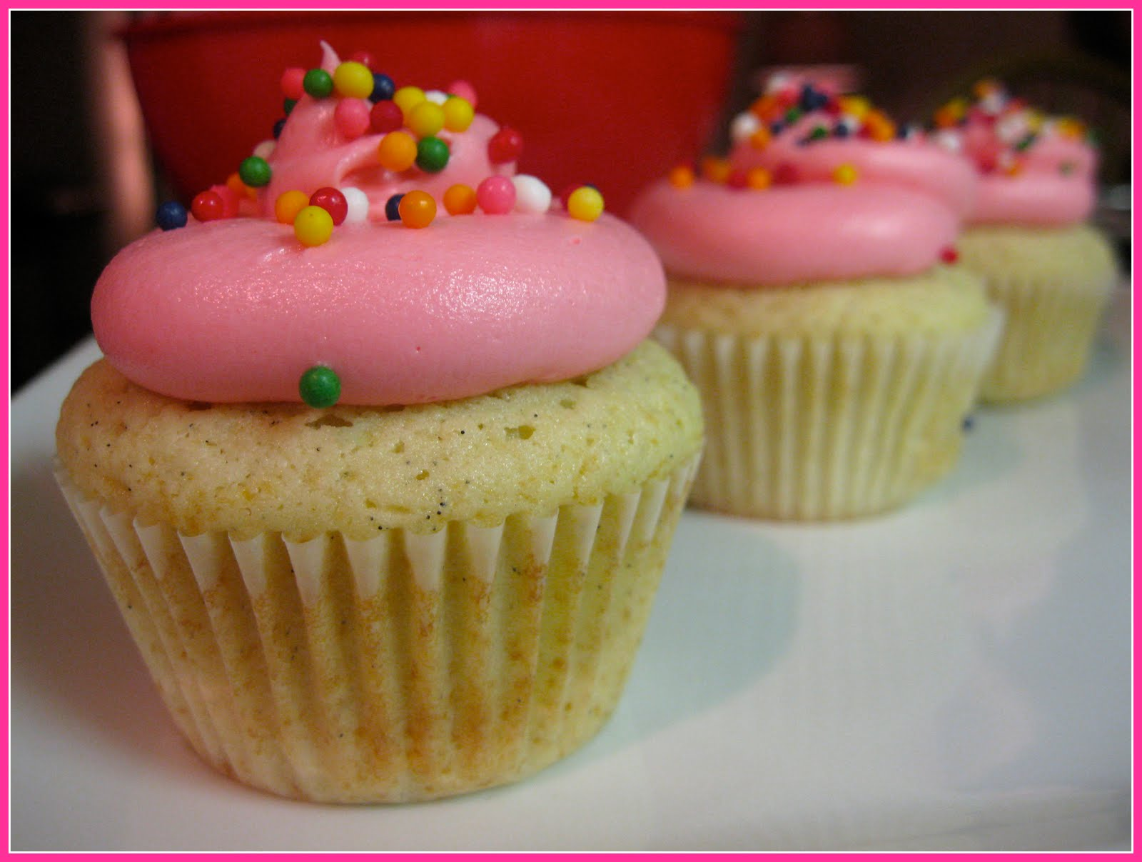 Recipe For Vanilla Cupcakes From Scratch