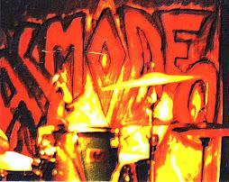Asmodeo, tapa del EP, Mendoza 2005