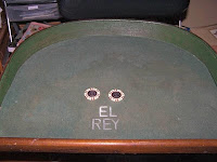 El Rey Barboot Table circa 1946-1964?