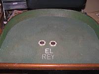 El Rey Barboot Table circa 1946-1964?