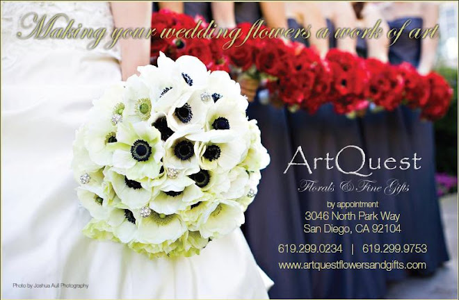 San Diego, Coronado, Del Mar, Wedding Florist and Planner | Indian Wedding Planner and Florist