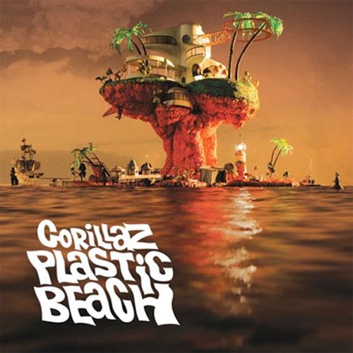 Gorillaz Plastic Beach. Gorllaz - Plastic Beach