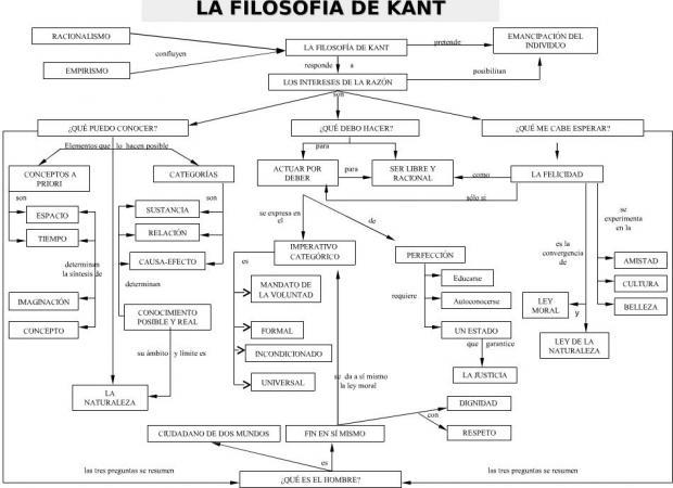filosofia de la historia en kant: