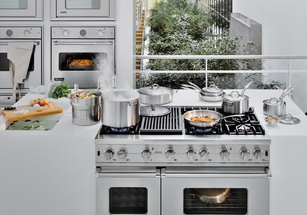 H de casa maio 2010 - Plancha cuisine integree ...