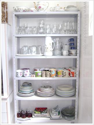 Cada coisa em seu lugar organizar a cozinha for Como organizar mi armario